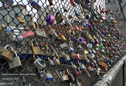 Boston Love Locks