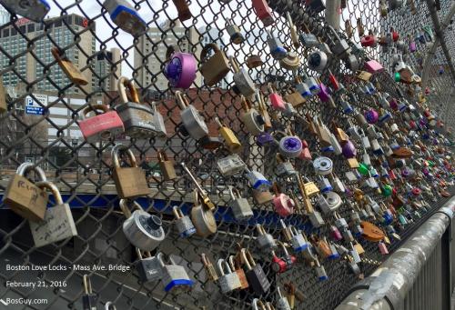 Boston Love Locks