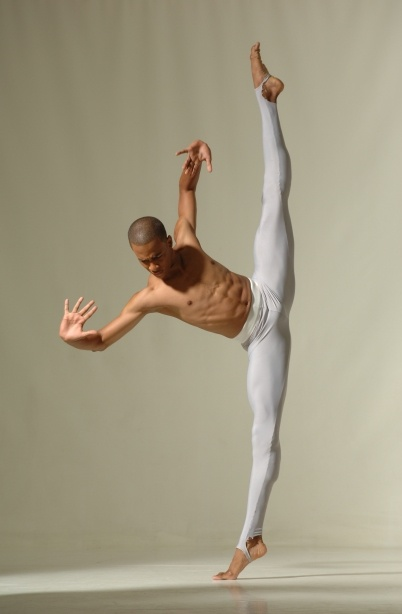 male ballet dancer iii