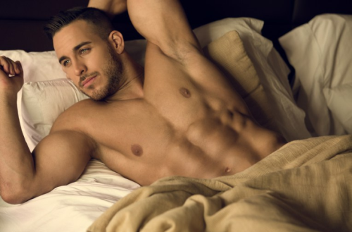 handsome, hunk, Instinct Magazine