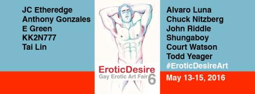 Erotic Desire, Leslie-Lohman Museum of Gay and Lesbian Art