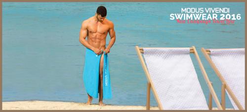 Modus Vivendi towels