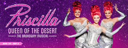 Priscilla Queen of the Desert Ogunquit Playhouse