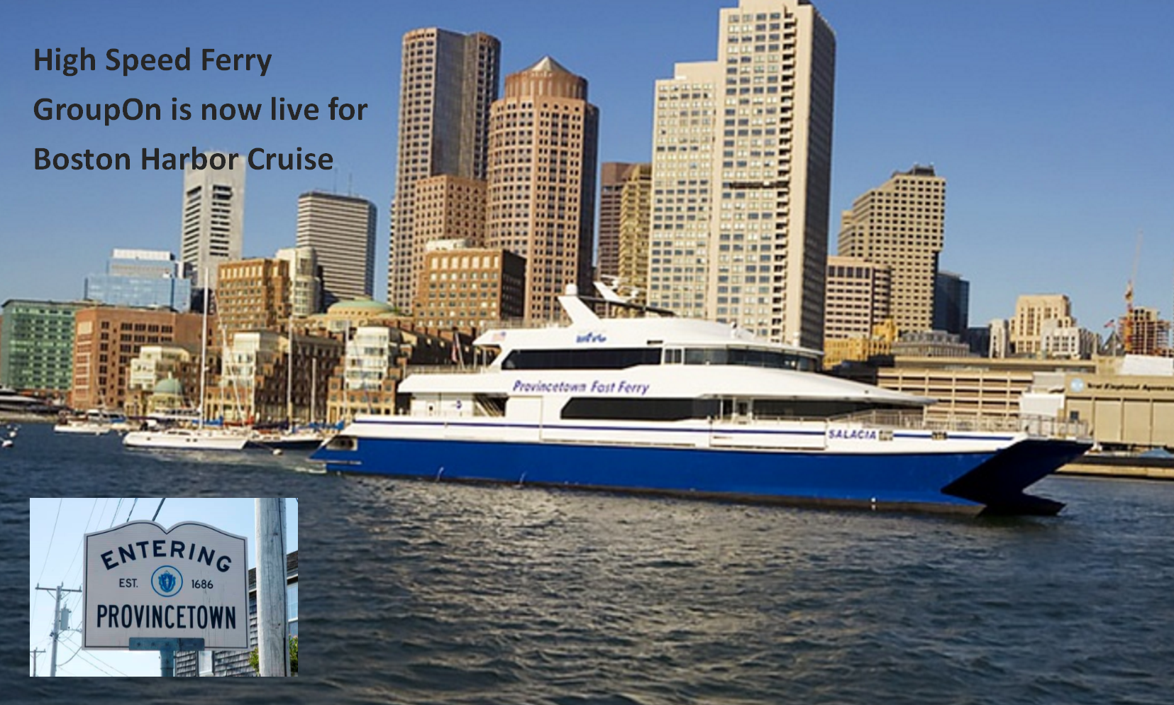 Plymouth to ptown ferry groupon