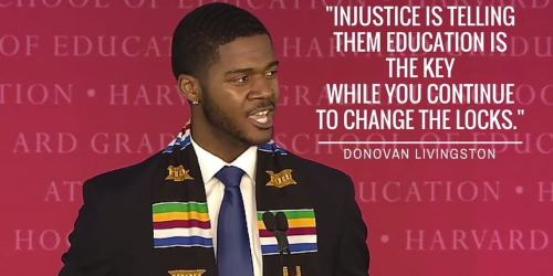 Harvard Graduation Speech Called 'The Most Powerful' EVER