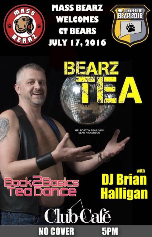 Bearz Tea at Club Cafe