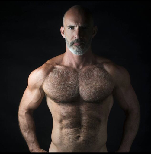 handsome, hunk, daddy, hairy