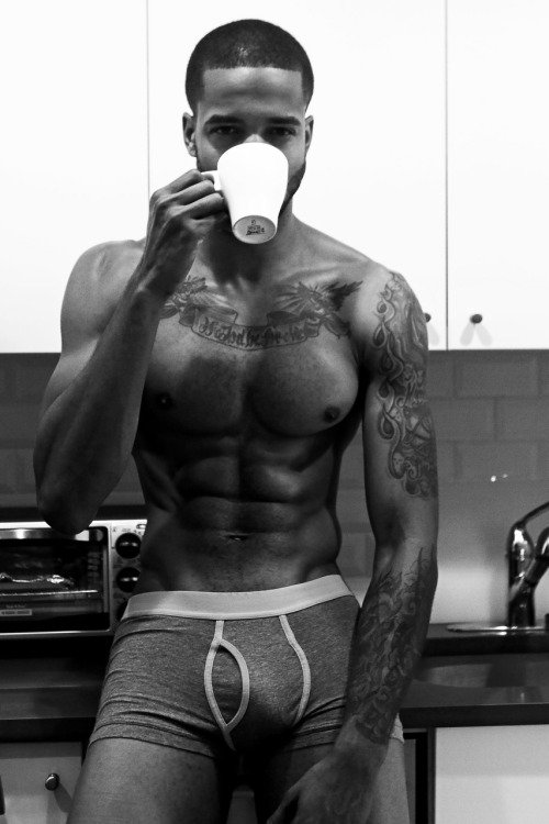 underwear, handsome, hunk, muscles
