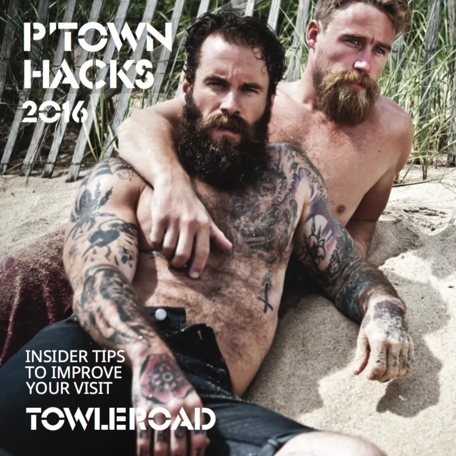 Ptown Hacks 2016 By Towleroad Now Available