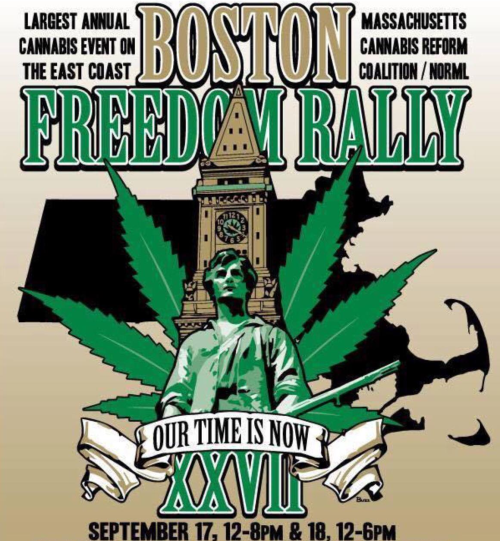 Legalize marijuana, pot rally, boston marijuana rally