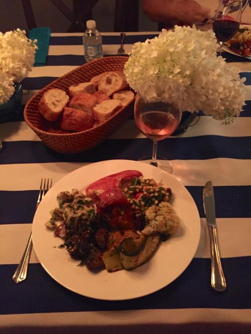 Chef Gary Danko Provincetown Dinner