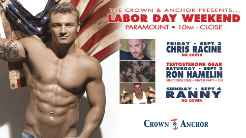 What to do this week, gay boston, Provincetown