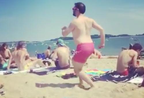 gays in southie, Kiki Beach