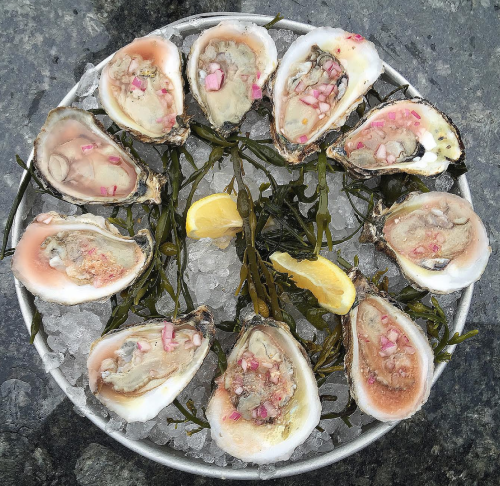 National Oyster Day, shellfish, seafood