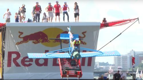 Red Bull Flugtag Boston 2016