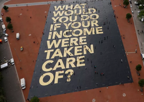 What would you do if your income were taken care of