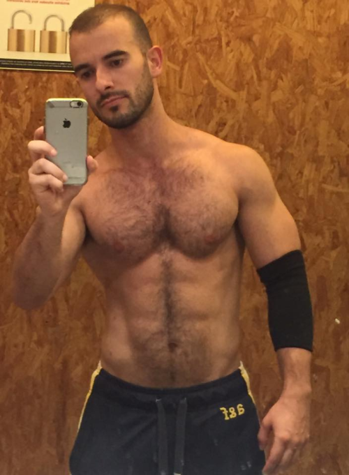 handsome, hairy, furry, muscles