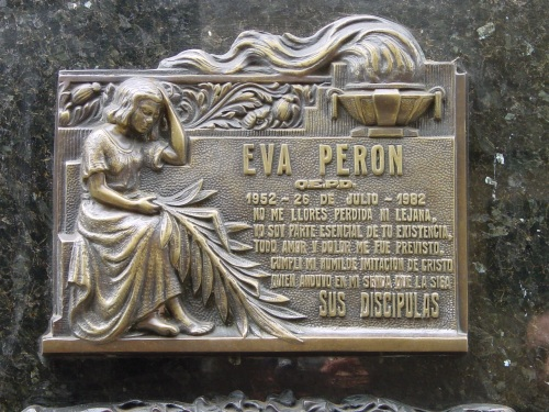 Argentina, gay travel, eva peron
