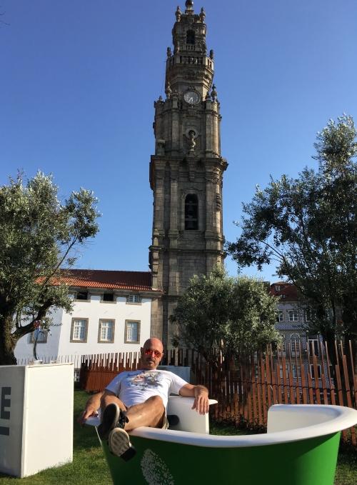 Portugal, Sergio, Porto, travel, Base, Clerigos