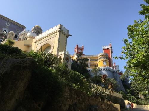 Portugal, travel, Sintra