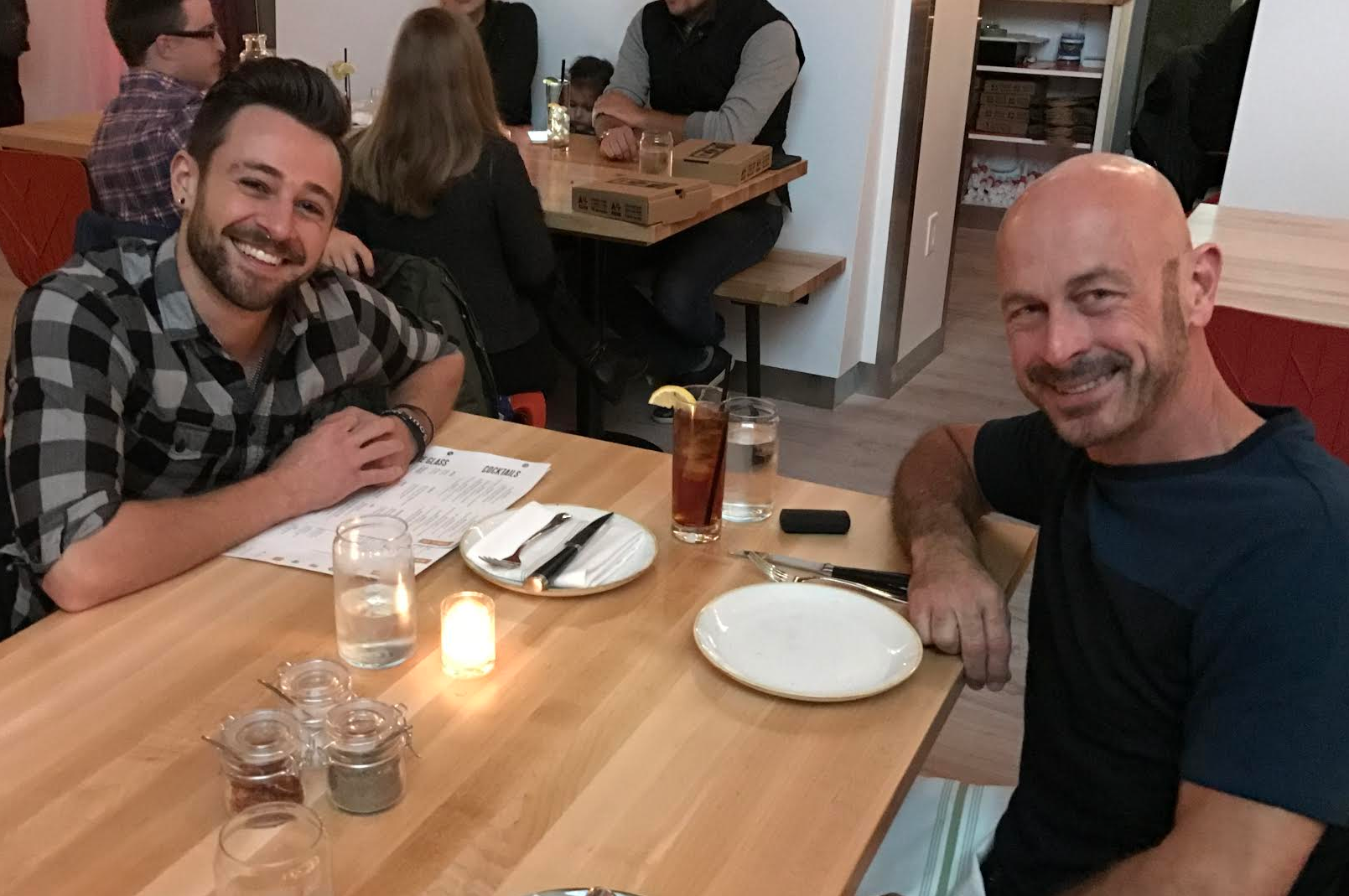 Area Four opens in the South End   BosGuy