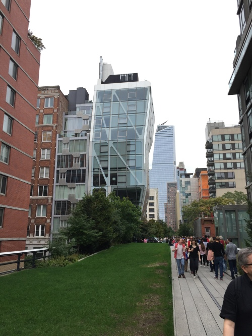 High Line Park NYC