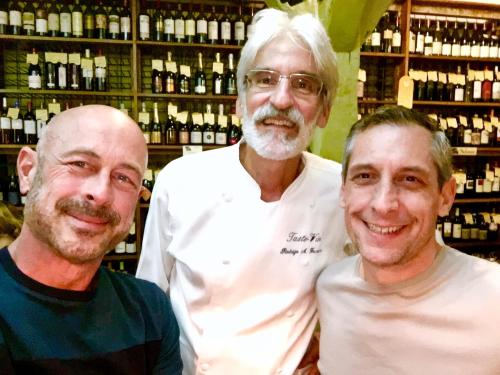 Chef Rodrigo Fonseca
