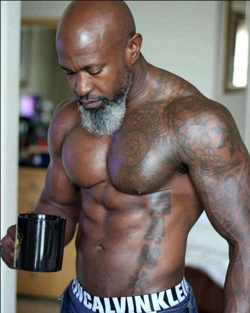 Daddy gay black