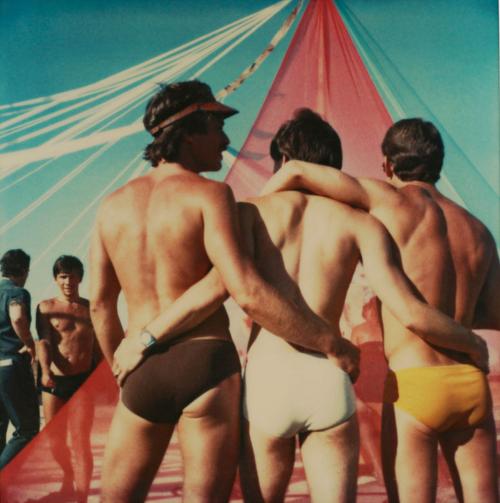 gay men, Fire Island