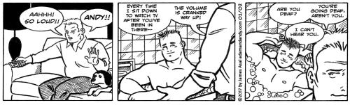 gay comic, gay cartoon
