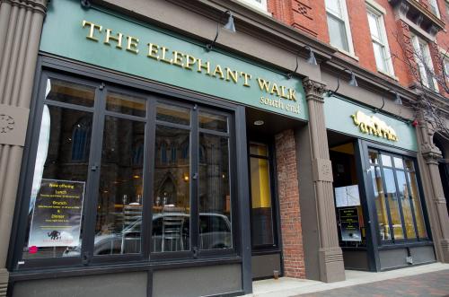 Elephant Walk Restaurant Boston Menu