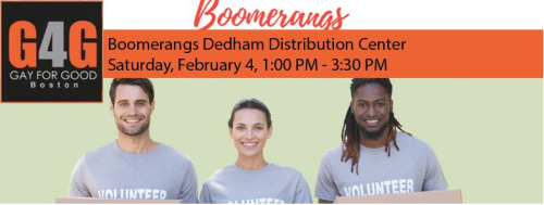 Boomerang's, AAC, AIDS Action Committee
