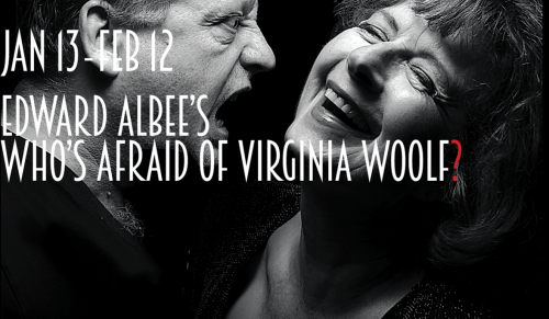 Who's afraid of Virginia Wolf, bosarts, theater