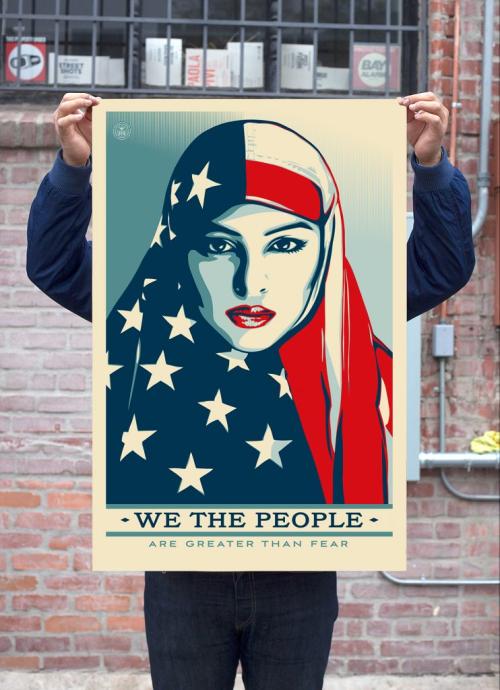 art, public art, protest art, protest Trump,