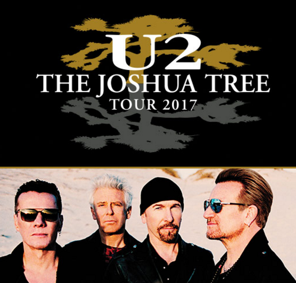 Image result for official u2 2017 tour