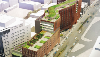 1000 Boylston proposed in the Back Bay