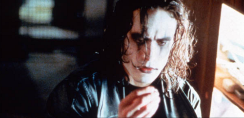 The Crow plays at The Coolidge on Friday, February 17 starting at 11:59PM