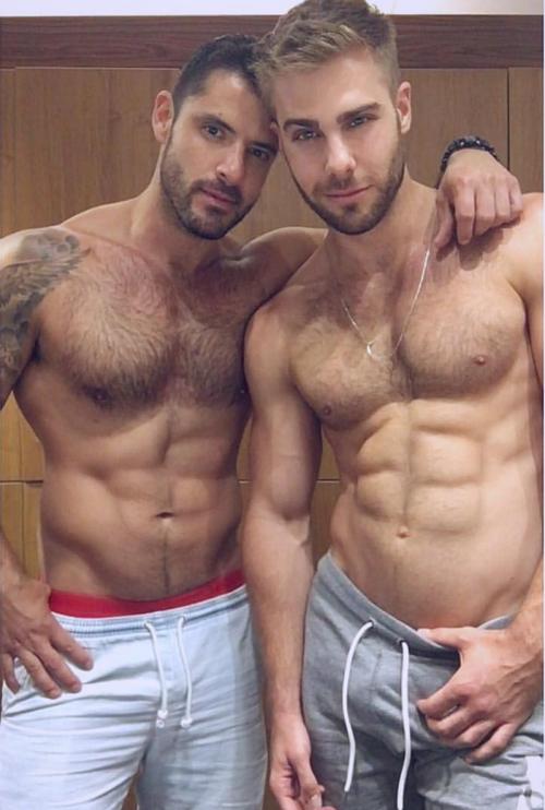 handsome, hairy, muscles, jocks