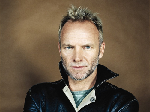 Sting comes to Boston for one show only this week
