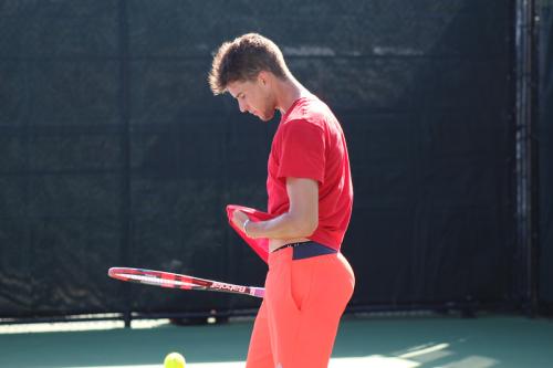 tennis, hunk, handsome
