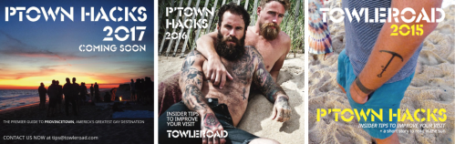 Andy Towleroad, Ptown, Provincetown