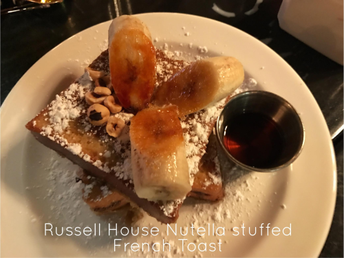 Brunch, restaurant review