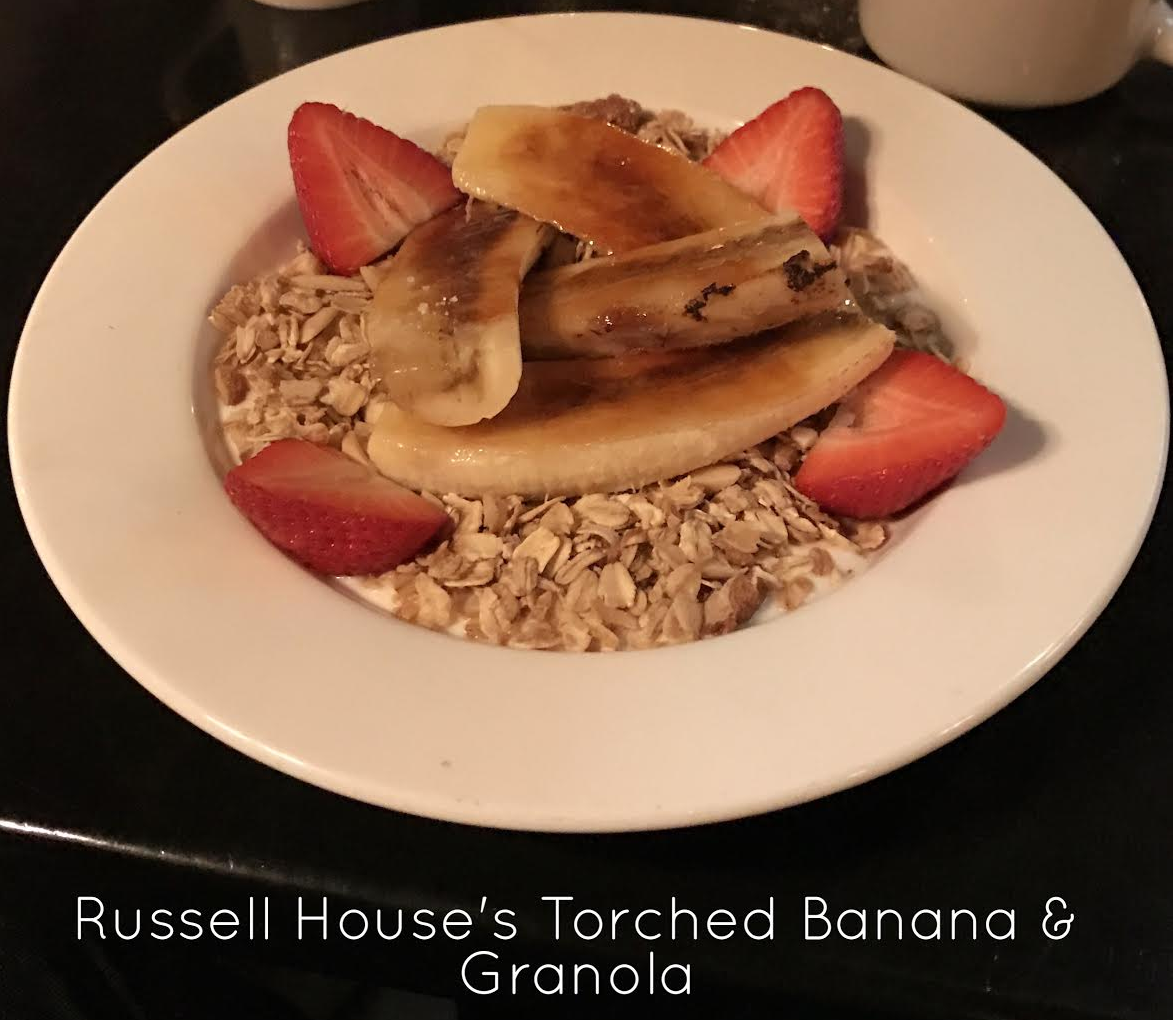 Restaurant Review: Brunch At Russell House Tavern