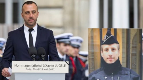 French cop killed by gunman in Paris