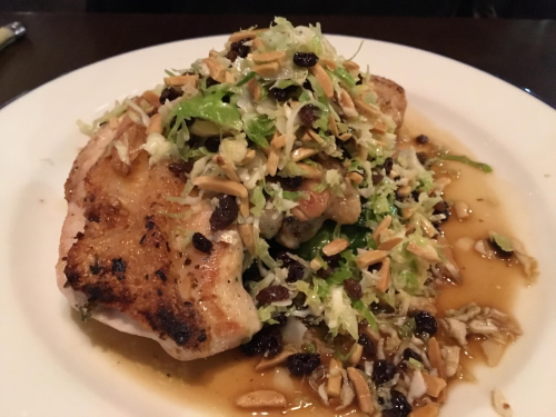 south end dining, restaurant review