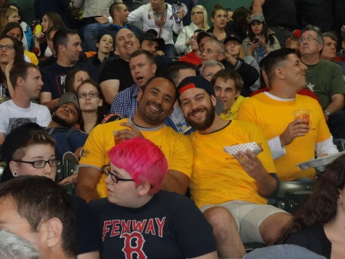 gay boston, boston pride, fenway park, Boston Red Sox