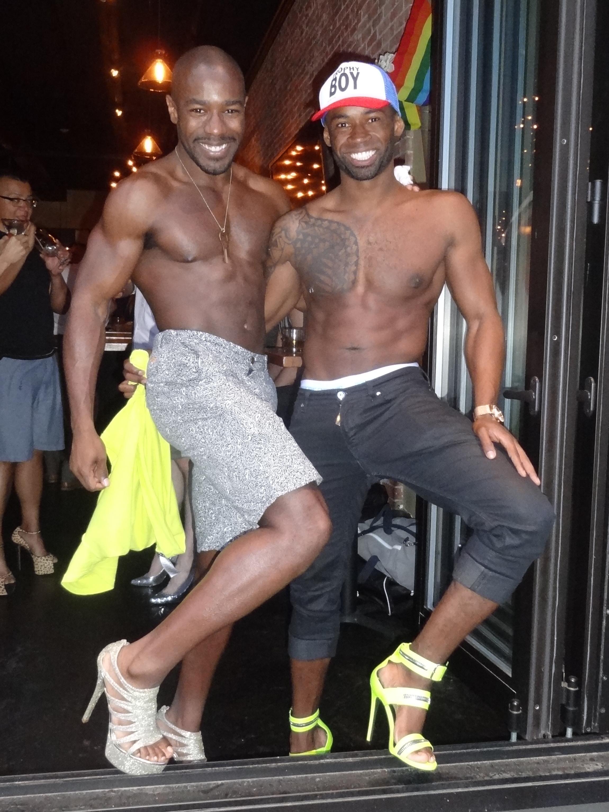 from Demetrius bostons gay pride parade