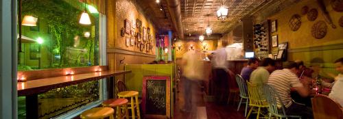 Venezuelan restaurant, Boston dining, restaurant review