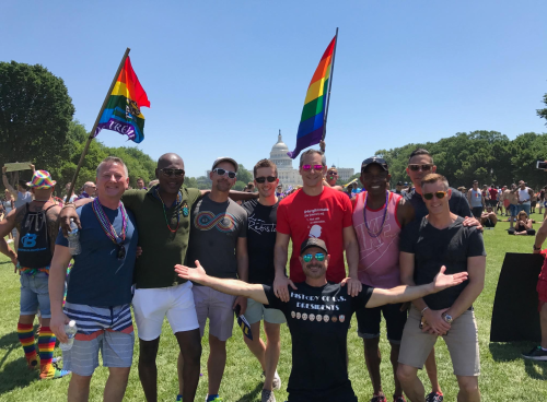 Gay DC, National Equality & Pride March