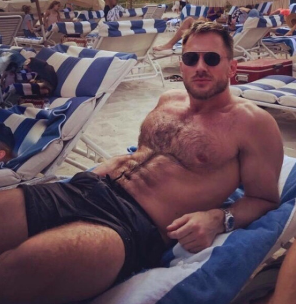 from Jose hot hairy gay man